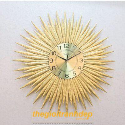 Đồng hồ treo tường nghệ thuật 4