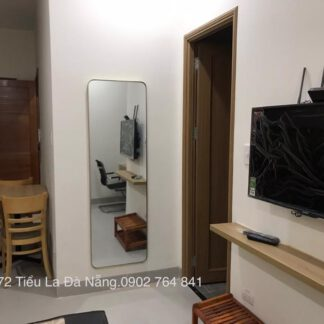 Đơn gương tròn và gương toàn thân treo cho Apartment