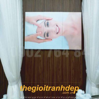 Tranh treo tường spa 2