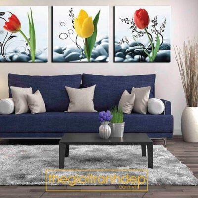 Tranh treo tường hoa 3
