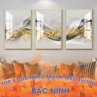 Top 3 cửa hàng tranh treo tường đẹp tại Bắc Ninh