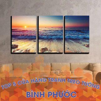 Top 3 cửa hàng tranh treo tường uy tín tại Bình Phước