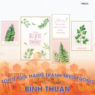Top 3 cửa hàng tranh treo tường uy tín tại Bình Thuận
