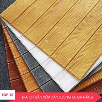Top 10+ địa điểm bán xốp dán tường 3D đẹp, giá rẻ tại Đà Nẵng