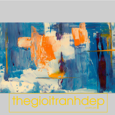 Tranh treo tường sơn dầu nghệ thuật