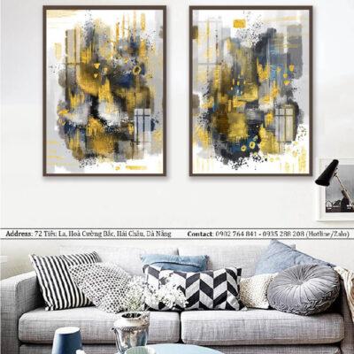 Tranh treo tường canvas nghệ thuật đẹp