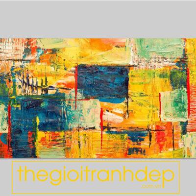 Tranh treo tường canvas nghệ thuật đẹp 3